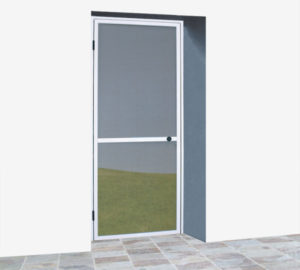 Mosquitera porta practicable